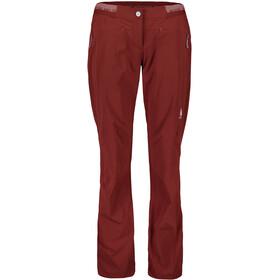 Maloja NinettaM. - Pantalones Mujer - rojo